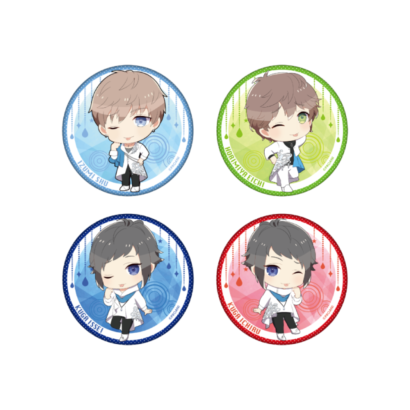 TSUKIPRO THE ANIMATION ― ツキプロ ジ アニメーション てへぺろぷにぷに缶バッジ QUELL