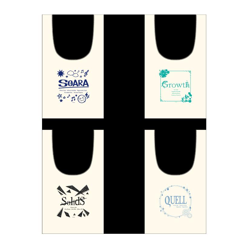 TSUKIPRO THE ANIMATION ― ツキプロ ジ アニメーション マルシェバッグ(全4種)