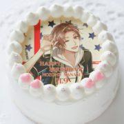 七瀬望バースデーケーキ