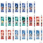 TSUKIPRO THE ANIMATION ボールペン ぷにキャラ