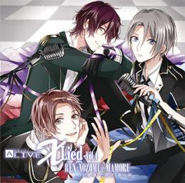 ALIVE 「X Lied」Vol.4廉、望&衛