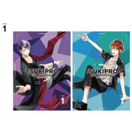 TSUKIPRO THE ANIMATION  第1巻【BD】