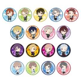 TSUKIPRO THE ANIMATION ― ツキプロ ジ アニメーション てへぺろぷにぷに缶バッジ(全17種)