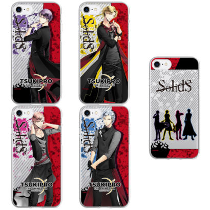 iPhone8/7ケース SolidS