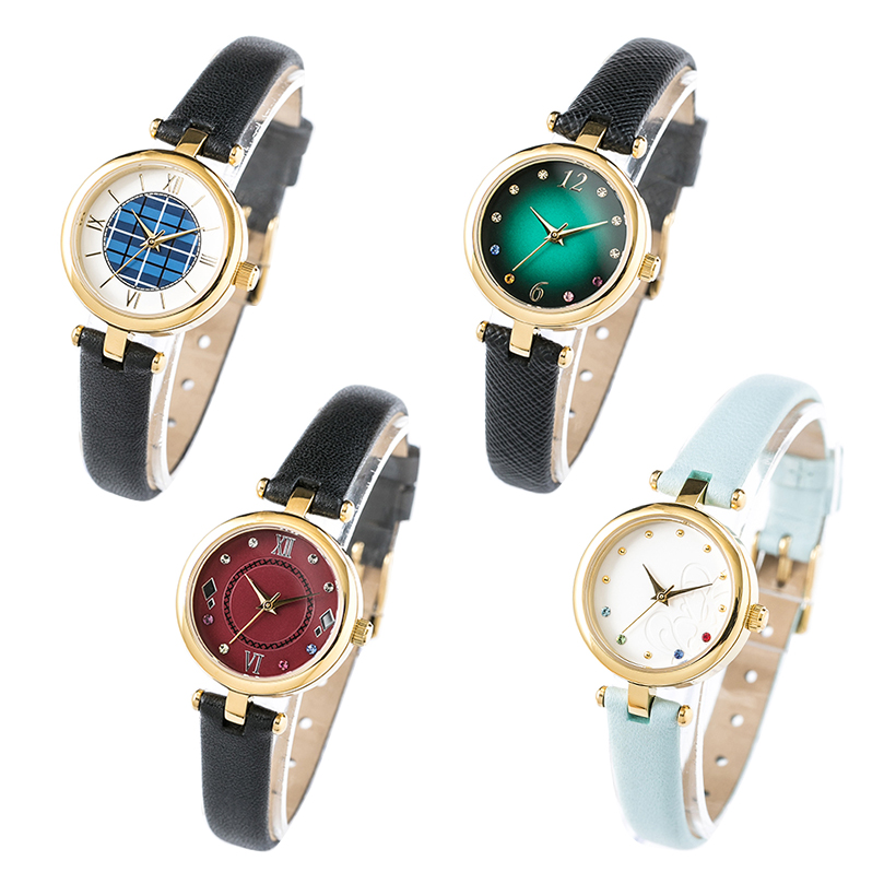 TSUKIPRO THE ANIMATION×SuperGroupiesコラボ 腕時計