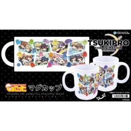 TSUKIPRO THE ANIMATION ひょこっとマグカップ