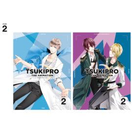 TSUKIPRO THE ANIMATION  第2巻【BD】
