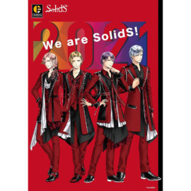 『TSUKIPRO THE ANIMATION 2』主題歌① SolidS「LOVE 'Em ALL」