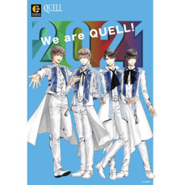 『TSUKIPRO THE ANIMATION 2』主題歌③ QUELL「YOUR FREEDOM」