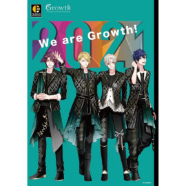 『TSUKIPRO THE ANIMATION 2』主題歌④ Growth「自由の旅路」